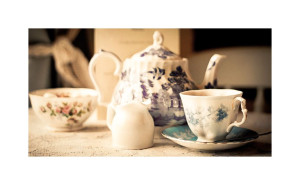 tea cream tea traditional English