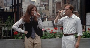 Woody Allen, Annie Hall, Diane Keaton, iconic film,