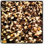 Coriander and Cumin seeds