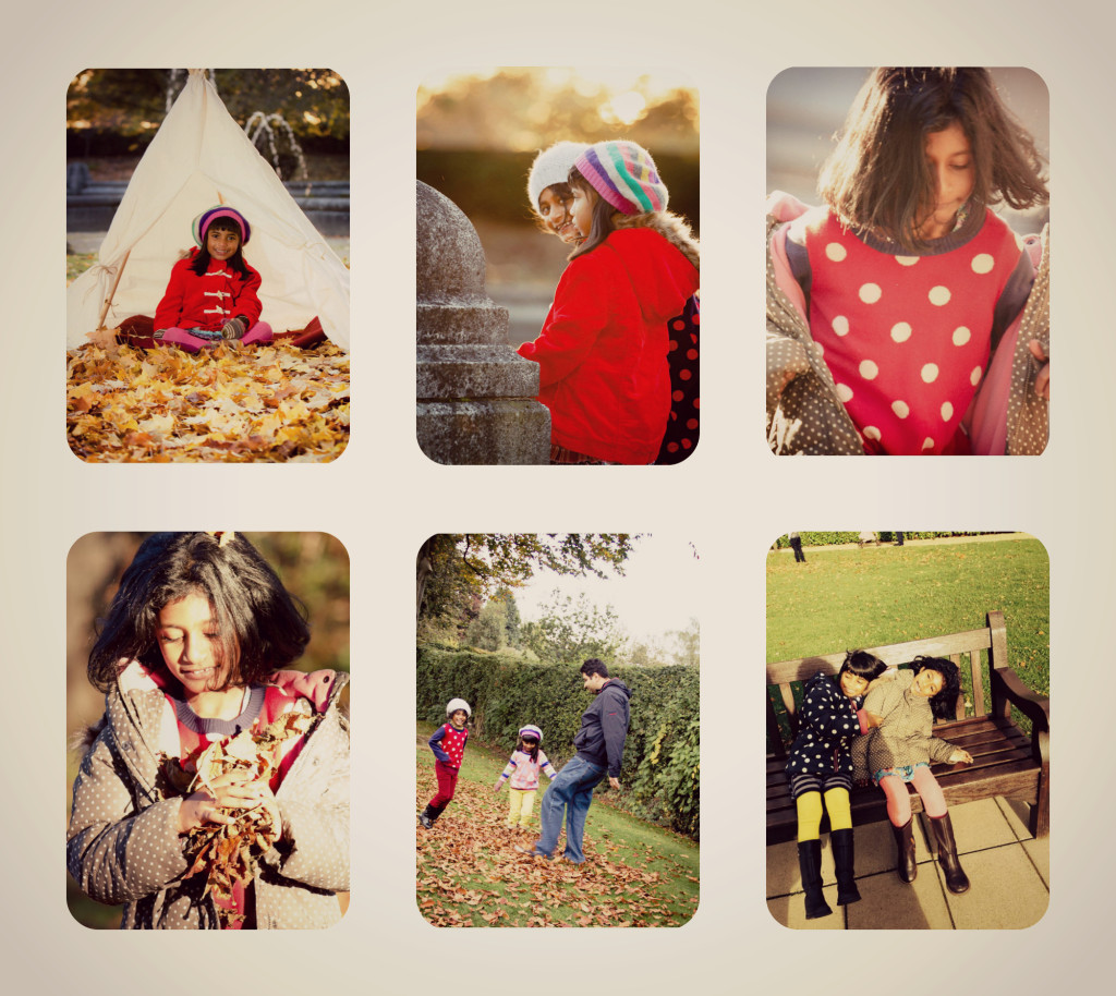 Autumn leaves, seasons, children, mini boden,teepee, winter, cold