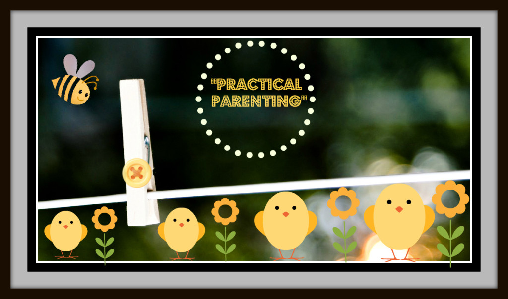 Kanchan Char, Practical Parenting Graphic, growing chicks, sunshine