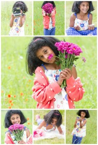 Mini Boden Clothing - Photoshoot Rahel