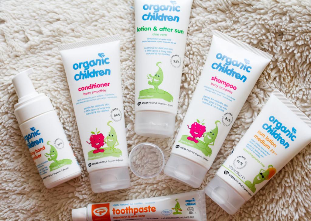 Green People, Organic Children, Organic lifestyle